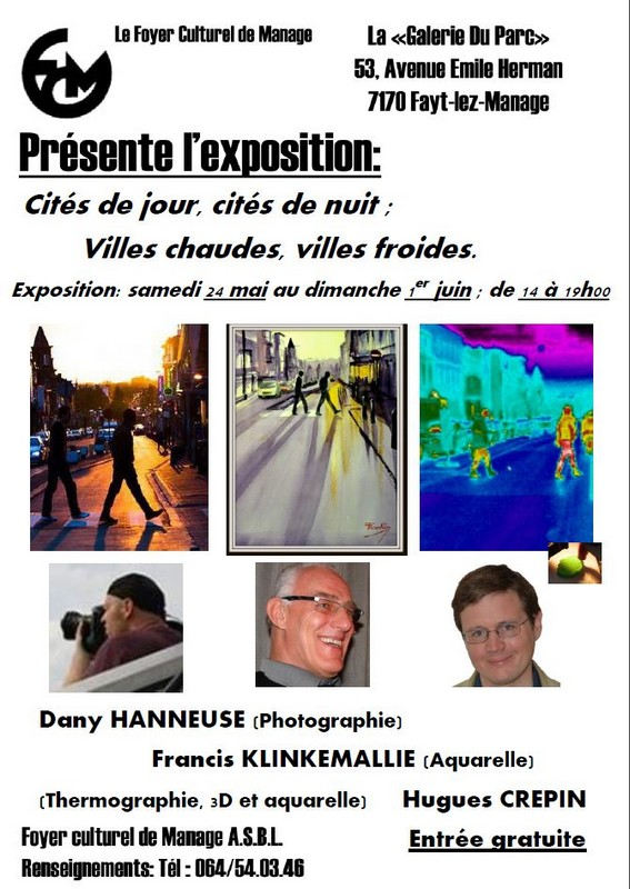 Exposition thermal art