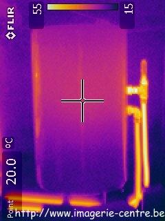 ballon d 39 eau chaude la librairie thermographique. Black Bedroom Furniture Sets. Home Design Ideas